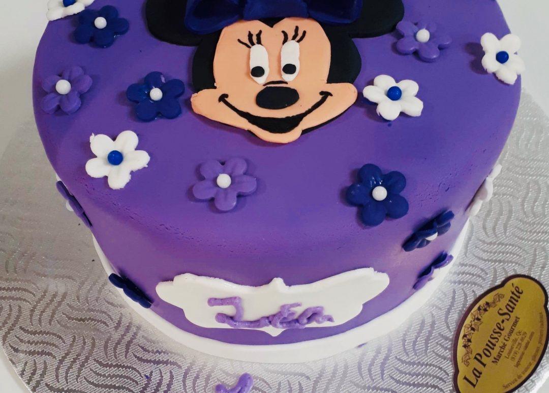 Gâteau minnie