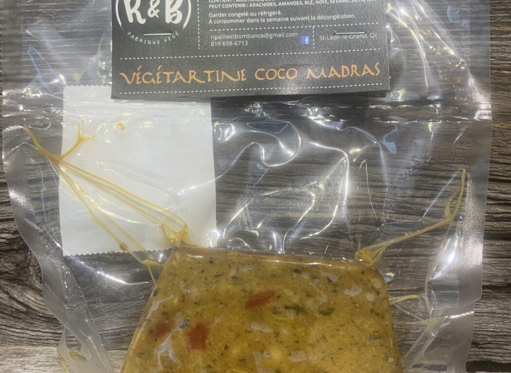 Vegétartine Coco Madras