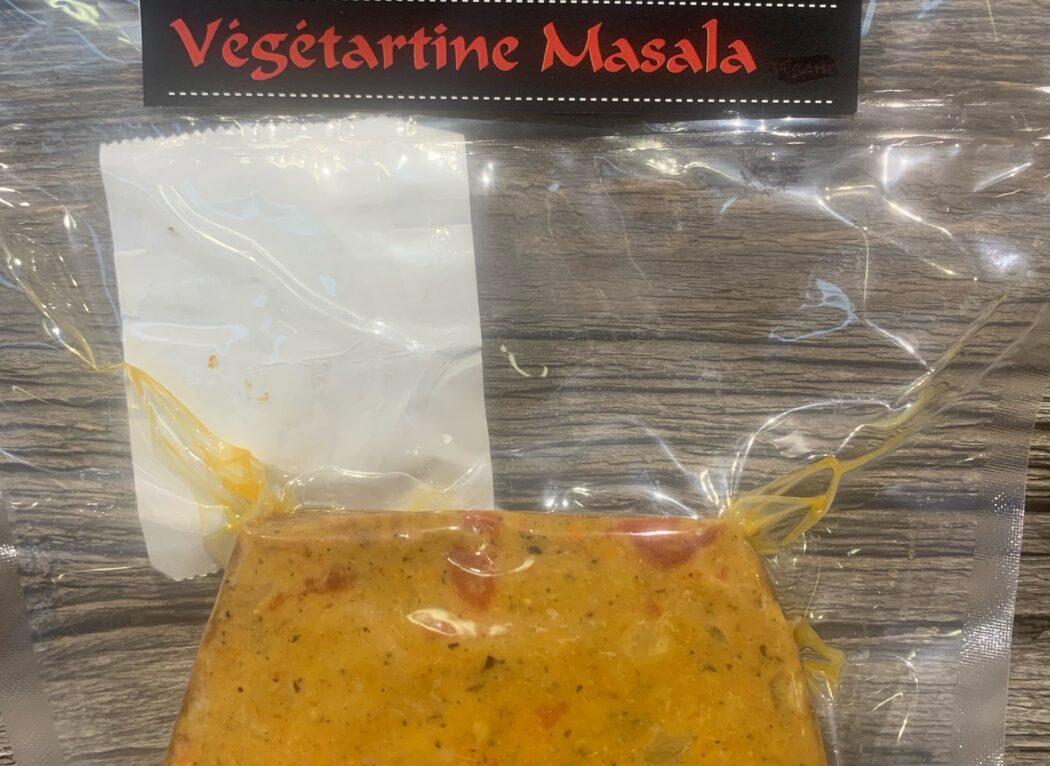 Végétartine Masala