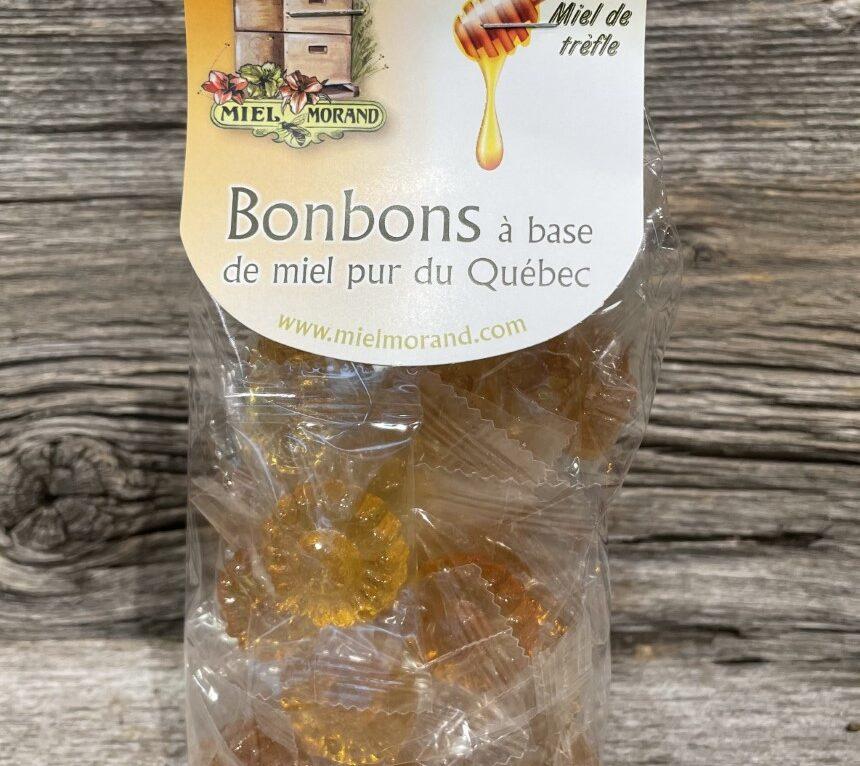 Bonbon miel de trèfle