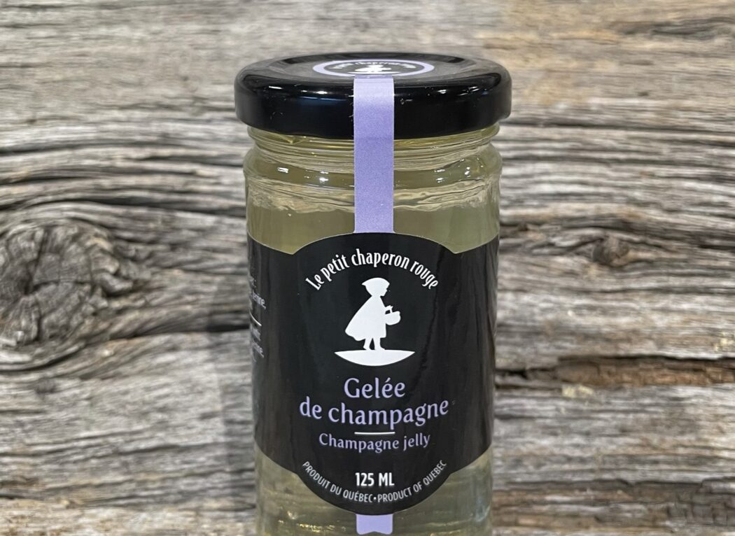 Gelée champagne