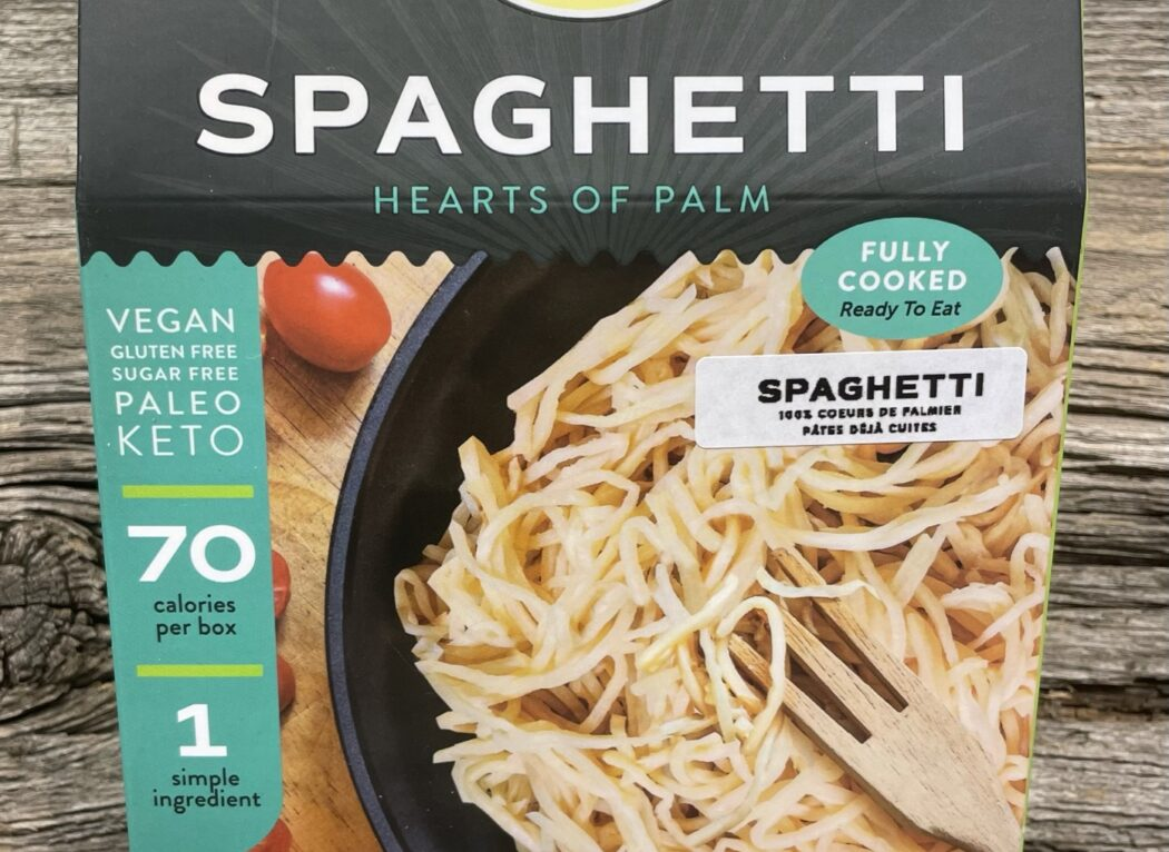 Spaghetti 100 % coeur de palmier, Natural Heaven