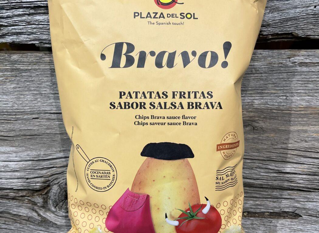 Chips salsa, Plaza Del Sol